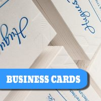 Economy Business Cards | FREE delivery | FREE design