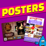 Posters from A0,1,2,3