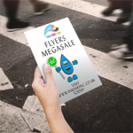 Low cost leaflets