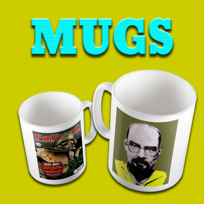doncaster mug printing