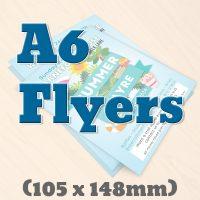 A6 Flyers & Leaflets