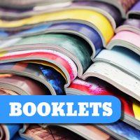Booklets, Brochures