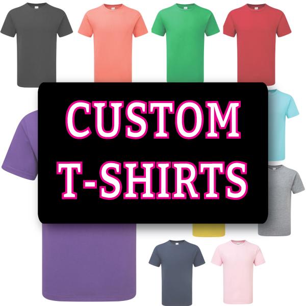 custom-t-shirts