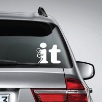 Screw it – Funny Car Van Laptop decal sticker​