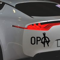 OPA logo – Cosplay Car Van Laptop Decal Sticker